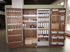 ausstellungsst cke zu verkaufen sp ti innenausbau. Black Bedroom Furniture Sets. Home Design Ideas