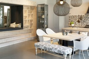 Urban Country im Showroom